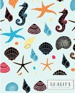 Sea Life Weekly Menu Planner