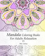 Mandala Coloring Books for Adults Relaxation
