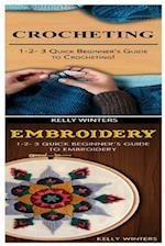 Crocheting & Embroidery
