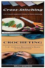 Cross-Stitching & Crocheting