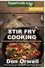 Stir Fry Cooking