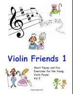 Violin Friends 1 Vol.3
