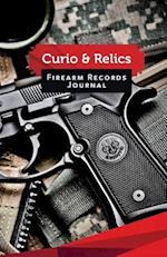 Curio & Relics Firearm Records Journal