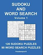 Sudoku and Word Search - Volume 1