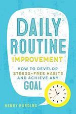 Daily Routine Improvement