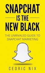 Snapchat Is the New Black