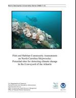Fish and Habitat Community Assessments on North Carolina Shipwrecks