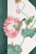 Vintage Style Floral Journal