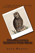 Pennsylvania German POW-Wow
