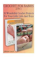 Crochet for Babies 2 in 1