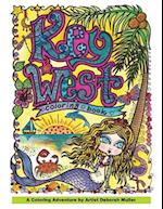 Key West Coloring Book