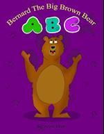 Bernard the Big Brown Bear ABC