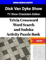 Dick Van Dyke Show, Trivia Crossword, Wordsearch and Sudoku Activity Puzzle Book