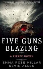 Five Guns Blazing af Kevin Allen, Emma Rose Millar