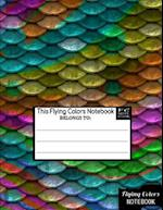 Flying Colors Notebook Collection