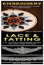 Embroidery & Lace & Tatting