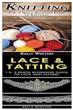 Knitting & Lace & Tatting