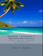English / Cebuano / Spanish Dictionary