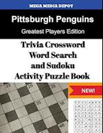 Pittsburgh Penguins Trivia Crossword, Wordsearch and Sudoku Activity Puzzle Book