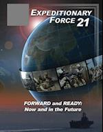 Expeditionary Force 21 (Black and White)