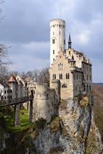 Fairy Tale Tower Castle Enchantment Journal