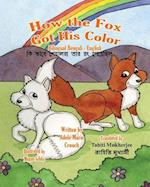 How the Fox Got His Color Bilingual Bengali English