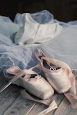 Captivating Pink Ballet Shoes Dance Journal