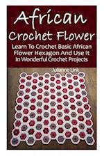 African Crochet Flower