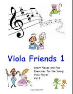 Viola Friends Book 1
