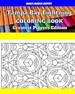 Tampa Bay Lightning Coloring Book Greatest Players Edition