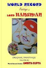 World Record Paintings of Lord Hanuman
