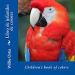 Libro de Infantiles de Colores