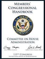 Members' Congressional Handbook 115th Congress United States House of Representatives