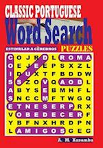Classic Portuguese Word Search Puzzles