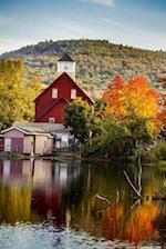 Fall Scene Pretty Autumn Foliage Journal