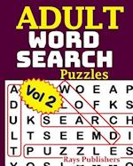 Adult Word Search Puzzles Vol 2
