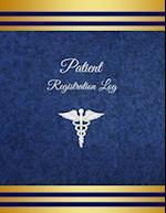 Patient Registration Log
