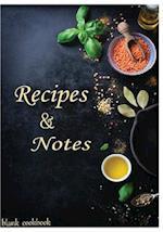 Recipes & Notes