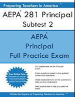 Aepa 281 Principal Subtest II