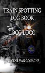 Train Spotting Logbook