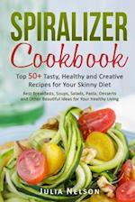 Spiralizer Cookbook.