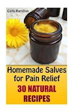 Homemade Salves for Pain Relief