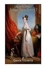 Queen Victoria's Teenage Diaries (Vol 1 of 2)