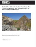 Modified Method for Estimating Petroleum Source-Rock Potential Using Wireline Logs, with Application to the Kingak Shale, Alaska North Slope