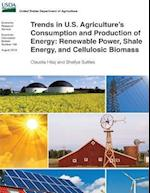 Trends in U.S. Agriculture's Consumption and Production of Energy