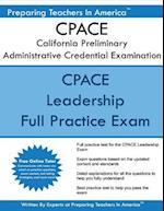 Cpace California Preliminary Administrative Credential Examination