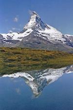 The Magnificent Matterhorn Reflected in a Blue Lake Journal