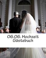 06.06. Hochzeit Gastebuch