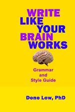 Write Like Your Brain Works