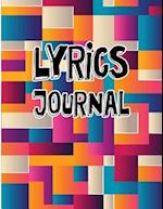 Lyric Journal